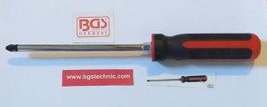 BGS Udarni odvijač za sisteme kočnica, PROFI
