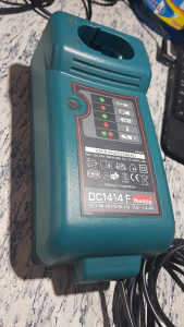 Makita punjac 7.2 - 14.4V DC1414F adapter