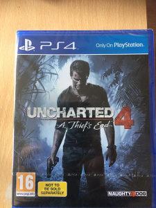 Uncharted 4 A thief's end - Ps4 Igra novo