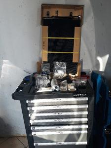 Punjenje klima,rezervni dijelovi,reparacija kompresora