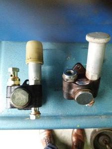 Komatsu pc 210 AC pumpa