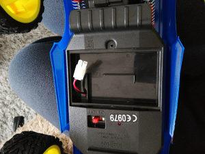 Baterija 7. 4 v
