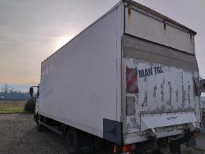 Kofer sanduk za kamion