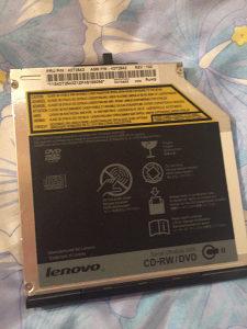 Lenovo ThinkPad DVD CD Drive