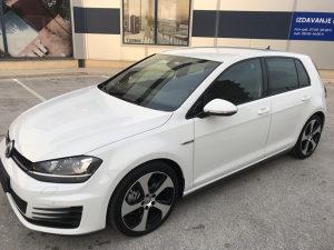 VW GOLF 7 GTD 2.0 TDI 65000 km