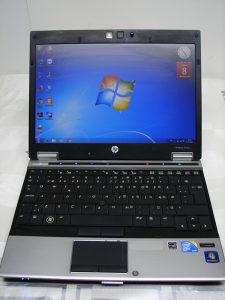 Laptop HP Elitebook 2540p (INTEL i7)
