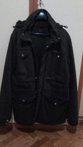 Muska jakna Levis