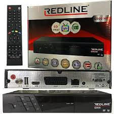 REDLINE G 500 FULL HD IPTV  CS