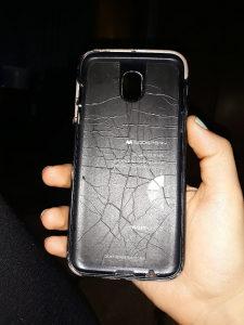 Maska za mobitel. Samsung j5