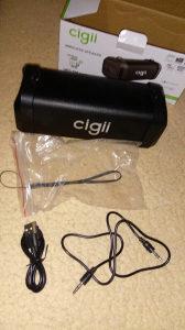 Bluetooth zvucnik CIGII