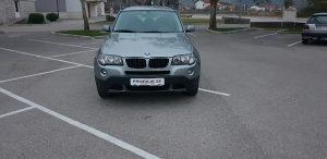 """BMW X3 2.0 D 4X4 MODEL 2008 """"NOVO NOVO"""""""