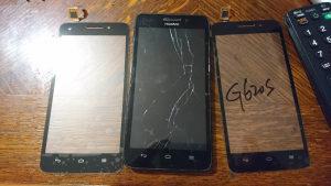 Huawei G620S touch digitizer ekran staklo