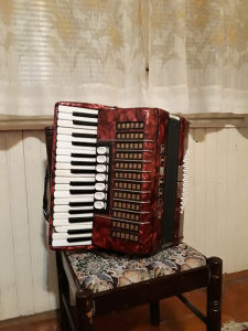 Harmonika DELICIA O