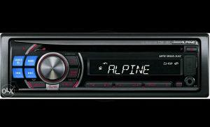 Radio ALPINE 4x50