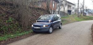 Fiat Multipla 6sjedista registrovana od prvog vlasnika