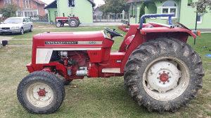 Traktor IHC 454 52 KS INTERNATIONAL internacional