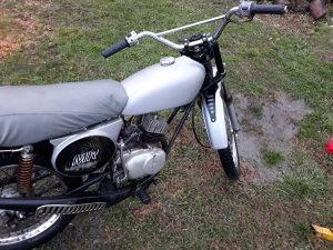 Motor jamaha
