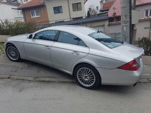 Mercedes-Benz CLS 220 cdi moze zamjena