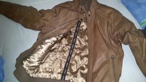 Muška kožna jakna SAKI