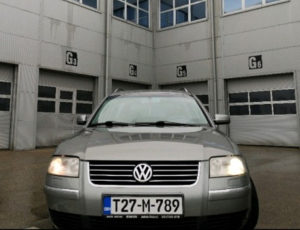 VW Passat 2.5 TDI,XENON,TV,DVD, EXTRA STANJE