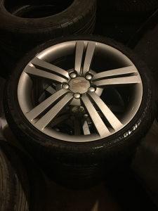 Felge i gume 18 VW,AUDI,SEAT,SKODA