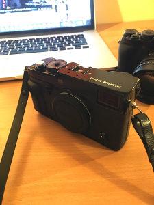 Fujifilm X-Pro2 Fuji X