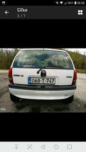 Opel Corsa 1.4 b Registrovana