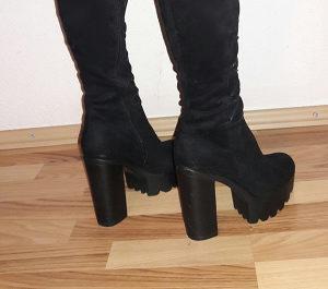Čizme na platformu