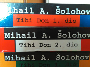 Tihi don komplet 1-3