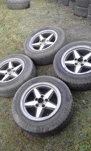 Aluminiske felge 15 Mercedes