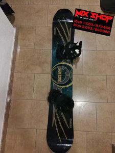Snowboard NITRO PYRO 165 cm Daska Vezovi Board 165cm