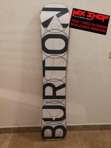 Snowboard BURTON TOM 166 WIDE Daska Vezovi Board