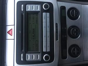 RCD 300 mp3 Passat 6-7 Golf 5-6
