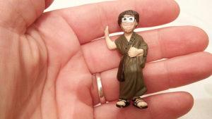 Figura GOSHINY vis 5cm