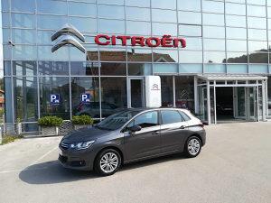 Citroen C4 Feel Edition 1,6 BlueHDi 100KS