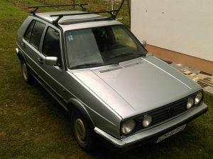 Volkswagen Golf II 1.6 TDI