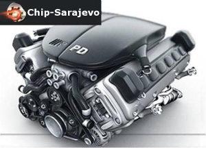 Chip Tuning Audi Q7 3.0tdi 233ks Chiptuning