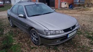 Peugeot 406 pezo moze zamjena