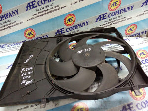 Ventilator hladnjaka Peugeot 207 1.6 HDI 07g AE 895