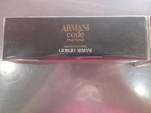 Muski parfem ARMANI CODE 110ml