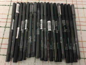 Sminka sleek crna olovke