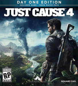 JUST CAUSE 4: DAY ONE EDITION PC