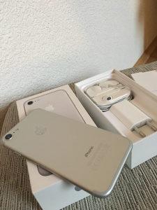 IPhone 7 Silver Full pakovanje 10/10