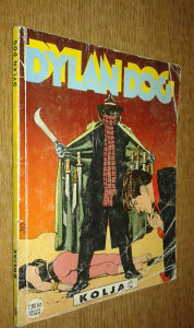 Dylan Dog SD 9. Koljač
