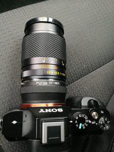 Yashica 135mm f2,8