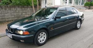 BMW 520 1-VLASNIK, org.kilomtraza,NOV AUTO,EXTRA STANJE