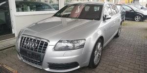 Audi S6 5.2 v10 435ks Quattro
