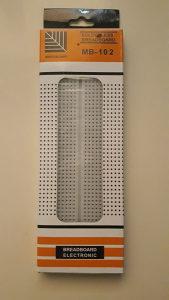 Eksperimentalna Matador ploča sa 830 tački