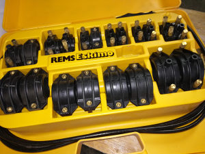 REMS Eskimo, set za zamrzavanje cijevi