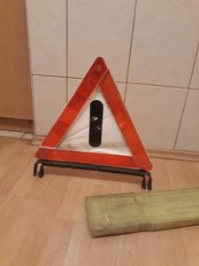 Auto trokut, trokut za auto